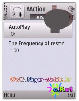 entry  ابزار مدیریت استفاده از هدست در گوشی AAction v1.2